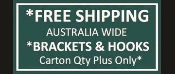 Free Freight Brackets
