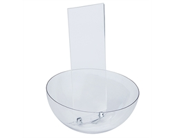 IQM MERCHANDISE BOWL With Sign Holder