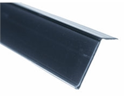 Black Angle Adhesive Data Strip 1200x26mm