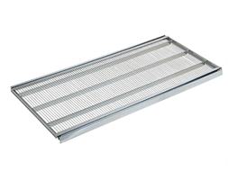 WIRE SHELF - 1000 X 570MM Zinc
