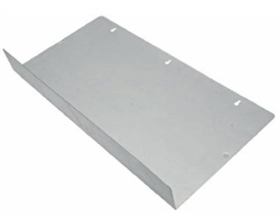 600 x 400mm SLOPING METAL Shelf W/50mm L