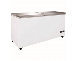 Chest Freezer with SS lids 598 Litre