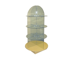 Dome Clip Unit Glass Only