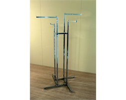 Display Rack 4 Way 4 Straight