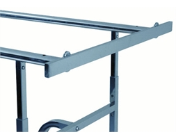 Display Rack Double Bar-Ad-On