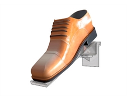 Swivel Shoe Displayer