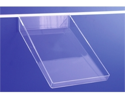 225w x 355mm Display Tray Sloping