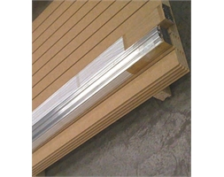 Slat Grooved-PAINT READY RAW MDF MR 120mm Slat