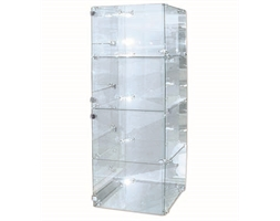 4 Level Cube Unit Glass Only