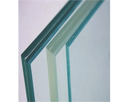 Glass Panel Square 438 x 438mm