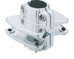 Shelf Support Clamp Joint Double