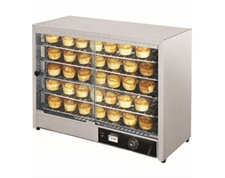 Pass Through Pie Warmer & Hot Food Display