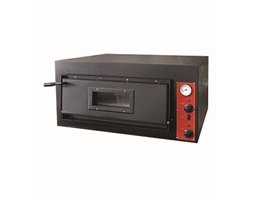Black Panther from Germany - Pizza Single Deck Oven Deep up to 14 pizzas