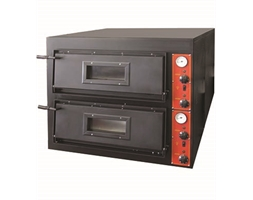 Black Panther from Germany - Pizza Double Deck Oven Deep up to 20 pizzas