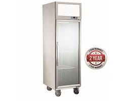 600 Single Door Display Fridge
