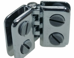 Cube Connector Hinge