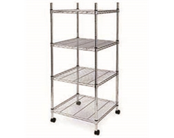 4 SHELF KITS SQUARE 1500H X 450W X 450D