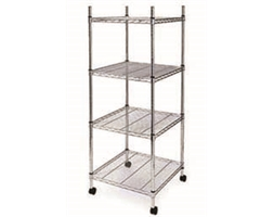 4 SHELF KITS SQUARE 1500H X 600W X 600D