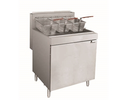 Superfast Natural Gas Tube Fryer