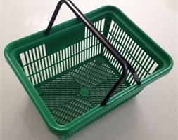 Trad Shopping Baskets x 13 for $75 Showroom Used