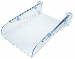 KIT Document Tray Flat 60mm High Inc Brackets