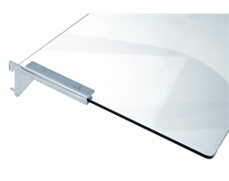 Glass Shelf Bracket - Per Pair Chrome