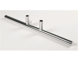 0600mm Base/Desk Support Chrome