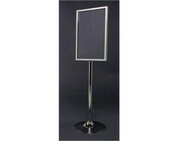 Chrome Plated Stand A3 Frame