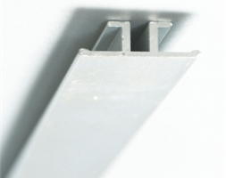Ceiling Track 1220mm Surf Mist