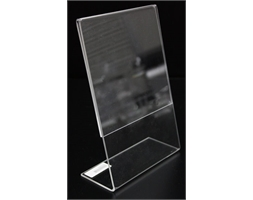 A4 Portrait Angled Info Holder