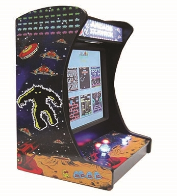 BARTOP 60 Games Decal Side Panels