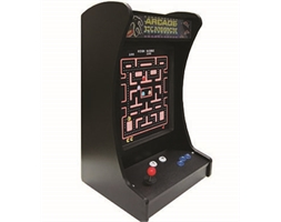 BARTOP 60 Games Black Side Panels