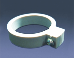 Ring clip for carosuel