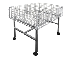 Dump Table Divider Chrome