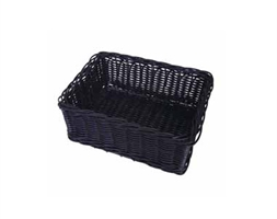 Poly Wicker Natural Ex-Large Basket