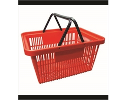 20L Standard Handy Basket Red