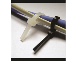 190mm Cable Ties Black