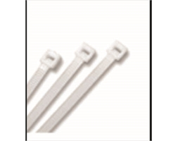 Cable Ties Natural 250mm