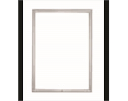 A3 Lockable Snap Frame Sqr Corners