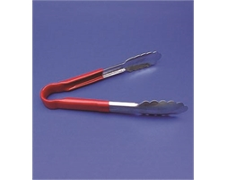 Stainless Steel Tong Red 230mm
