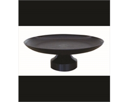 Frosted S.A.N Pedestal Black 330mm