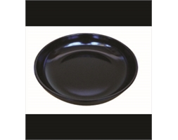 Crescent Black Full Bowl 300 x 65mm 3L