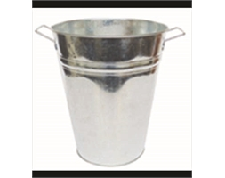 Gal Metal Bucket Large