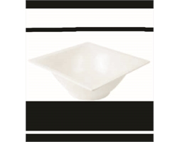 Zest Large Black 265x265x100mm 2.7L