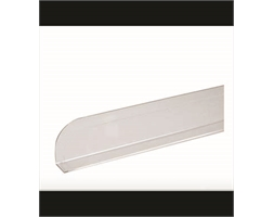 Clear Acyrlic Divider 100 x 700mm