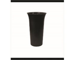 Plastic Bucket Liner Black