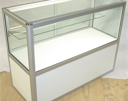 Counter with open storage P.O.A. INC DELIV