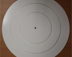 Base Round White 160mm