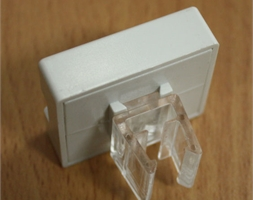 Square Magnetic Fastener