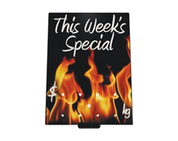 This Weeks Special Promotional Ticket